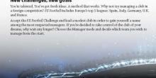 Muestra de redacción del manual inglés de FX Football